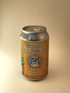Grand illusion - Mystic Pineapple (12oz Can)